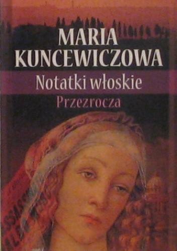 Okładka książki Notatki włoskie. Przezrocza