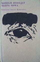 Okładka książki Ślepa sowa