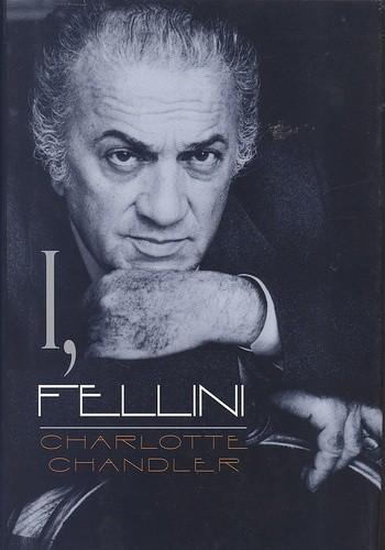 Okładka książki Ja, Fellini