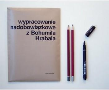 Okładka książki Wypracowanie nadobowiązkowe z Bohumila Hrabala