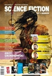 Okładka książki Science Fiction, Fantasy & Horror 61 (11/2010)