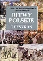 Okładka książki Bitwy polskie. Leksykon