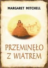 Okładka książki Przeminęło z wiatrem