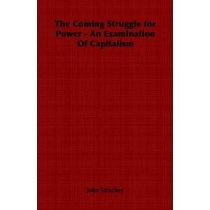 Okładka książki The Coming Struggle for Power