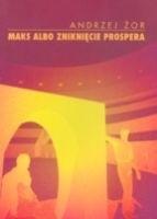 Okładka książki Maks albo zniknięcie Prospera