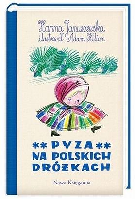 Okładka książki Pyza na polskich dróżkach, cz. 2