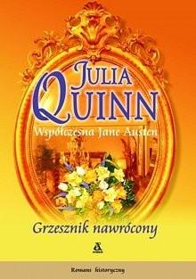 Okładka książki Grzesznik nawrócony