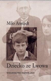 Okładka książki Dziecko ze Lwowa