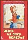 Okładka książki Beata ma oczy brązowe