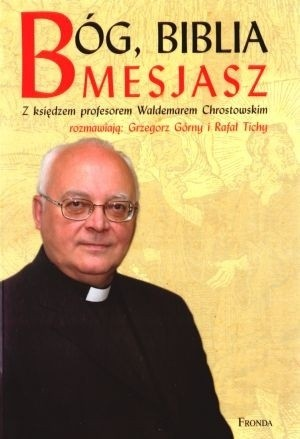 Okładka książki Bóg, Biblia, Mesjasz