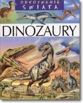 Okładka książki Dinozaury i inne zwierzęta wymarłe