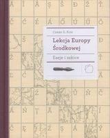 Okładka książki Lekcja Europy Środkowej