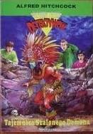 Okładka książki Tajemnica Szalonego Demona