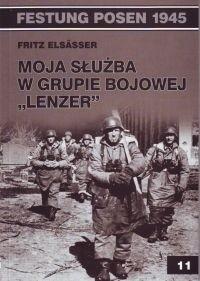 Okładka książki Moja służba w Grupie Bojowej