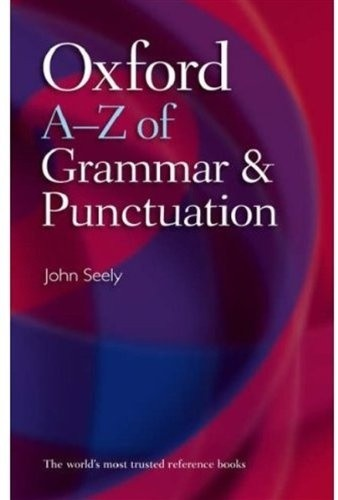 Okładka książki Oxford A-Z of Grammar & Punctuation
