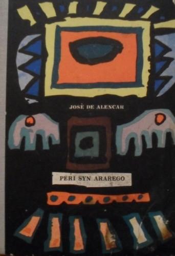 Okładka książki Peri, syn Ararego wodza plemienia Goitaca