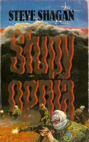 Okładka książki Słupy ognia
