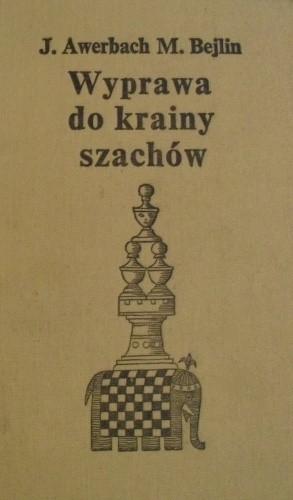 Okładka książki Wyprawa do krainy szachów