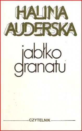Okładka książki Jabłko granatu