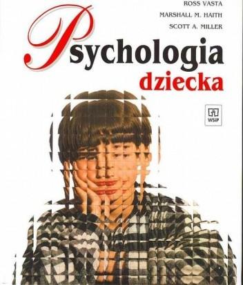 Okładka książki Psychologia dziecka