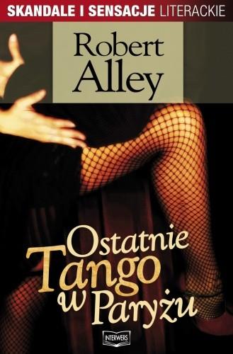 Okładka książki Ostatnie tango w Paryżu