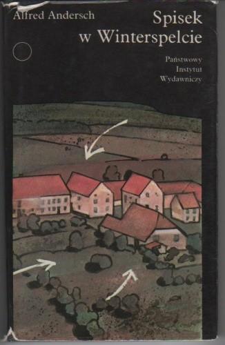 Okładka książki Spisek w Winterspelcie