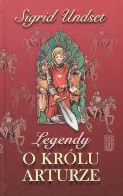 Okładka książki Legendy o królu Arturze