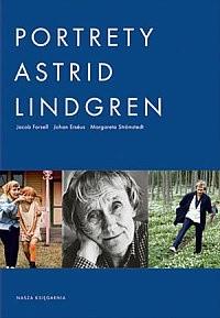 Okładka książki Portrety Astrid Lindgren