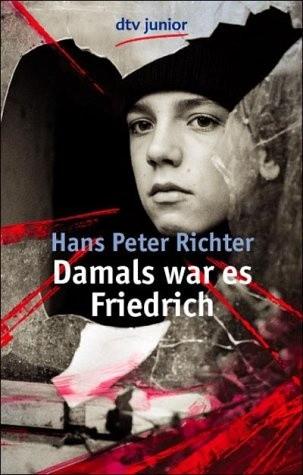 Okładka książki Damals war es Friedrich