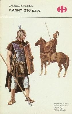 Okładka książki Kanny 216 p. n. e.