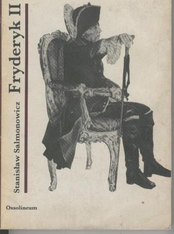 Okładka książki Fryderyk II