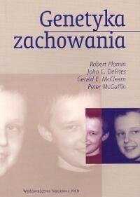 Okładka książki Genetyka zachowania