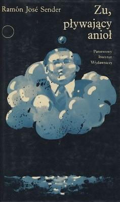 Okładka książki Zu, pływający anioł