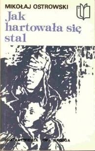 Okładka książki Jak hartowała się stal