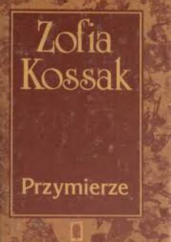 Okładka książki Przymierze