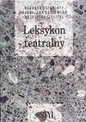 Okładka książki Leksykon teatralny