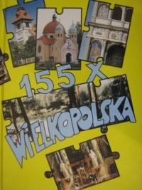Okładka książki 155 x Wielkopolska