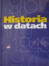 Okładka książki Historia w datach