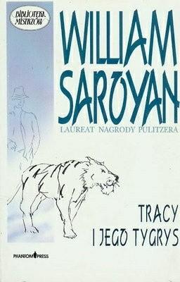 Okładka książki Tracy i jego tygrys