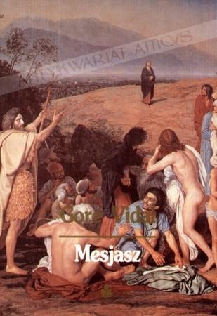 Okładka książki Mesjasz
