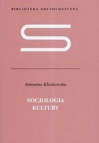 Okładka książki Socjologia kultury