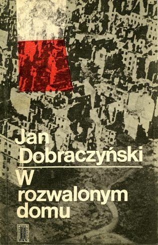 Okładka książki W rozwalonym domu