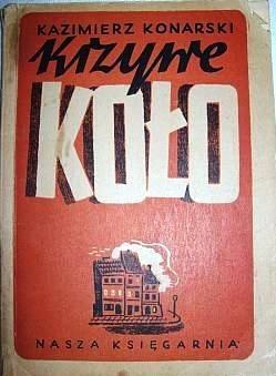 Okładka książki Krzywe koło