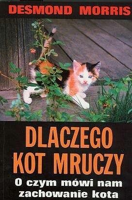 Okładka książki Dlaczego kot mruczy: O czym mówi nam zachowanie kota