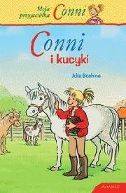 Okładka książki Conni i kucyki