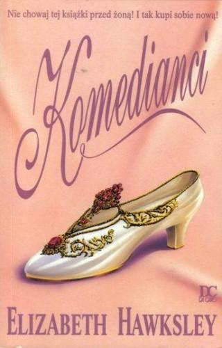 Okładka książki Komedianci