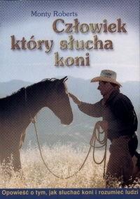 Okładka książki Człowiek, który słucha koni