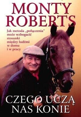 Okładka książki Czego uczą nas konie