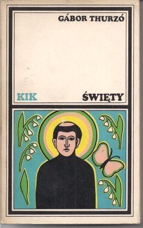 Okładka książki Święty