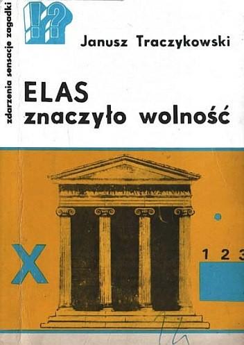 Okładka książki ELAS znaczyło wolność